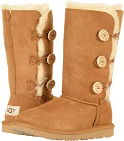 bf18e086612 Ugg kids bailey button triplet big kid 2