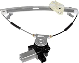 Dorman 741-304 Front Driver Side Power Window Regulator and Motor Assembly for Select Honda Models