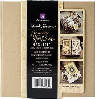 Prima Marketing Frank Garcia Memory Hardware Chip Album-Kraft Magnetic W/8 Pages, 6.5