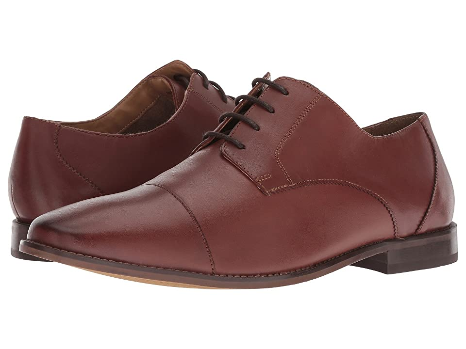 Florsheim Finley Cap-Toe Oxford (Chocolate) Men