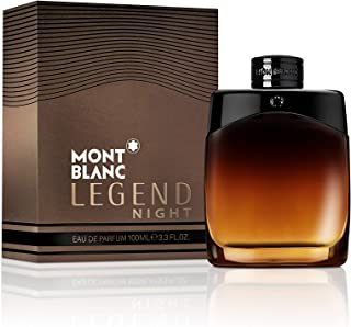 Legend Night by Mont Blanc for Men - Eau de Parfum, 100ml