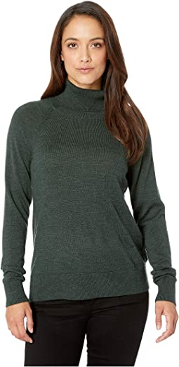 Merino Ribneck Turtleneck