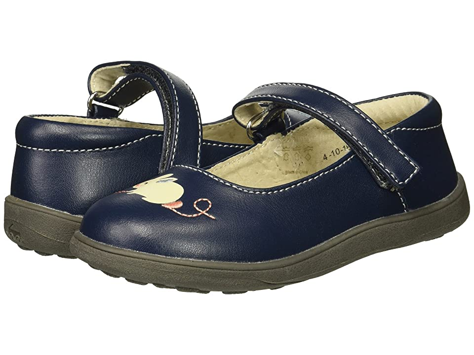 See Kai Run Kids Ava (Toddler/Little Kid) (Navy) Girl