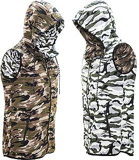 Flip's Hoodies Reversible Dri fit Camouflage Jacket for Men