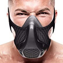 VEOXLINE Training Mask | 24 Breathing Resistance Levels - Sport Workout Running Biking Fitness Jogging Cardio Exercise for Men Women | Imitate Workout at High Altitudes