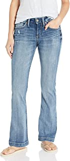 Silver Jeans Co. Women's Suki Curvy Fit Mid Rise Bootcut Jeans