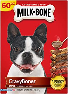 Milk Bone Gravy Bones Dog Biscuits