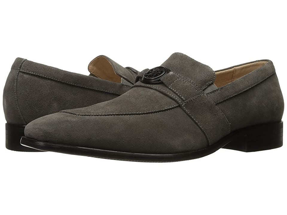 Stacy Adams Mandell (Gray Suede) Men