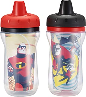 The First Years 2 Piece Disney/Pixar Incredibles 2 Insulated Sippy Cups