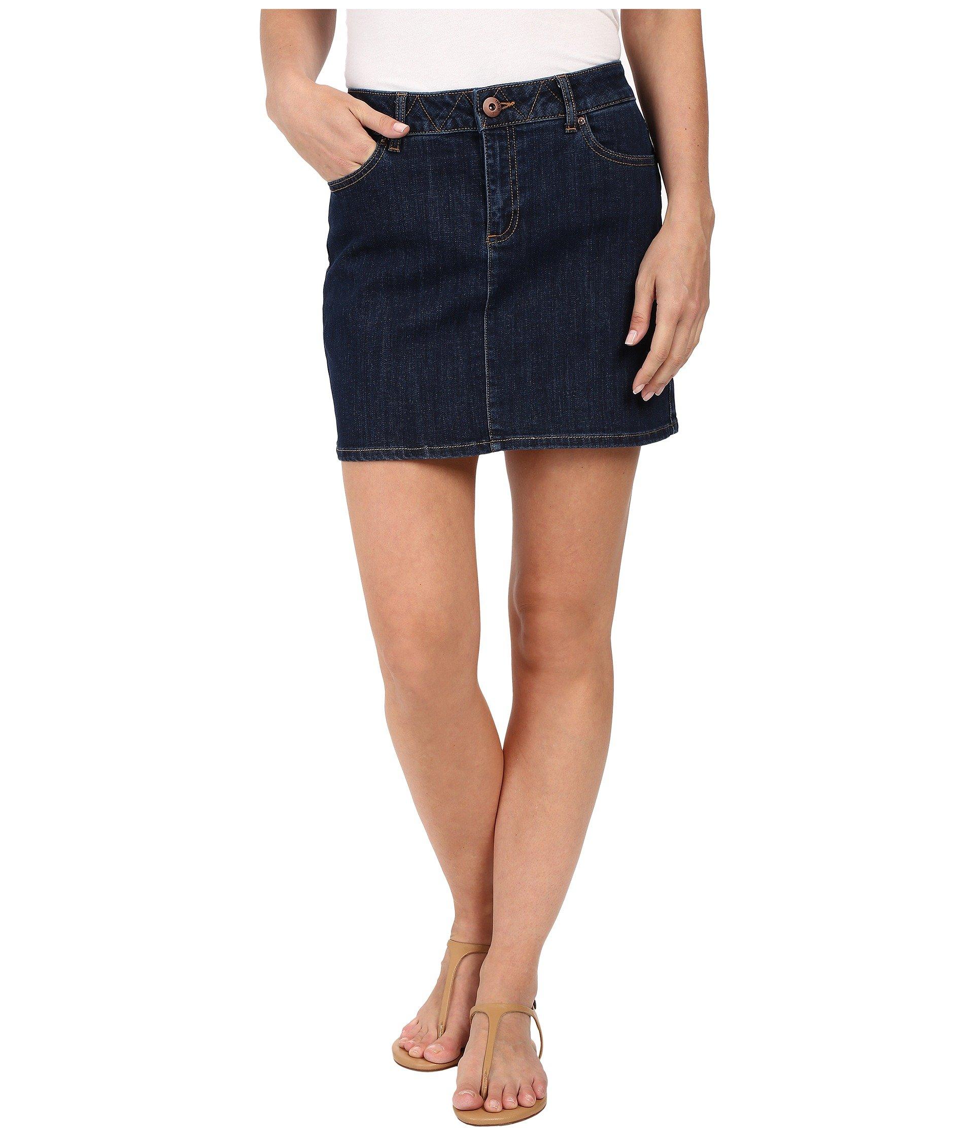 Falda para Mujer DL1961 Parker Skirt in Cartel  + DL1961 en VeoyCompro.net