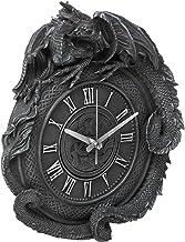 Design Toscano CL2766 Penhurst Dragon Clock Greystone