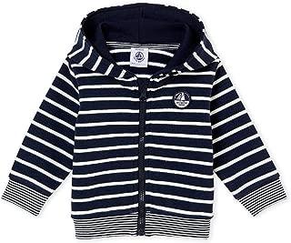 Petit Bateau Baby Boys' Striped Jacket