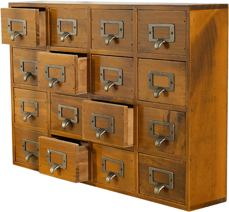 Primo Supply Desk Drawer Organizer - Latest item Box with Wooden 16 New life Storage