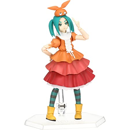 figma 憑物語 斧乃木余接 ノンスケール ABS&PVC製 塗装済み可動フィギュア