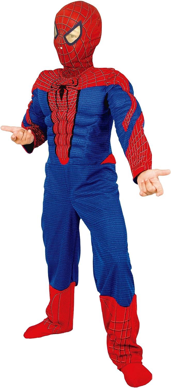a la venta Marvel Disfraz de Spiderman para Niño, Niño, Niño, talla 5-7 años (F044-002)  más descuento