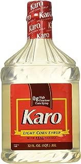 Karo Light Corn Syrup 32 Fl Oz. .95l