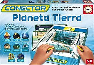 Educa Borrás Conector - Planeta Tierra, Juego de Mesa 16383