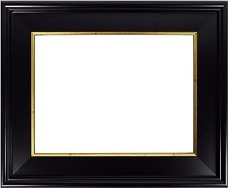 Guerrilla Painter Lamar Plein Black/Gold Air Fine Art Frame, 9