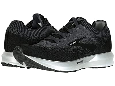 Brooks Levitate 2 (Black/Black/Ebony) Women