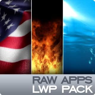 Raw Apps Mega Live Wallpaper