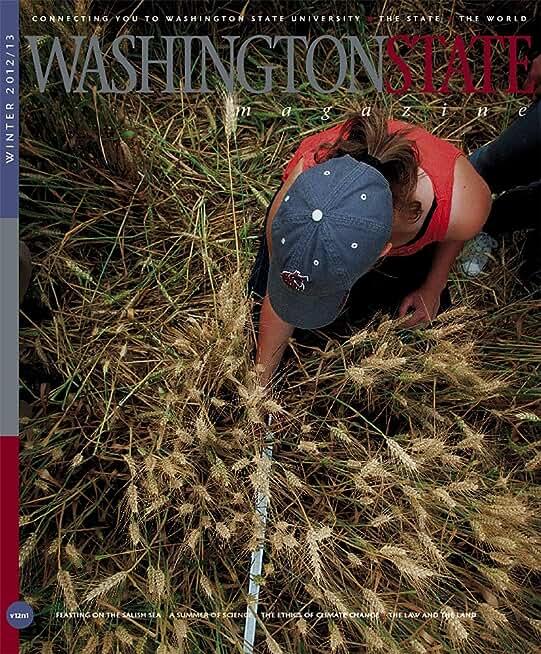 Washington State Magazine :: Winter 2012 (English Edition)
