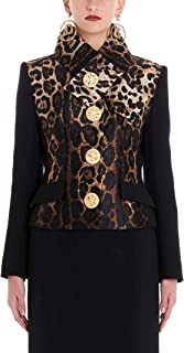Dolce e Gabbana Luxury Fashion Womens F28SQTFU2TSN0000 Multicolor Jacket | Fall Winter 19