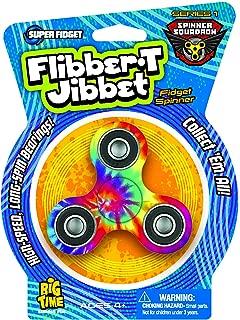 Big Time Super Fidget Flibber-T Jibbets Fidget Spinner (24-Pack)