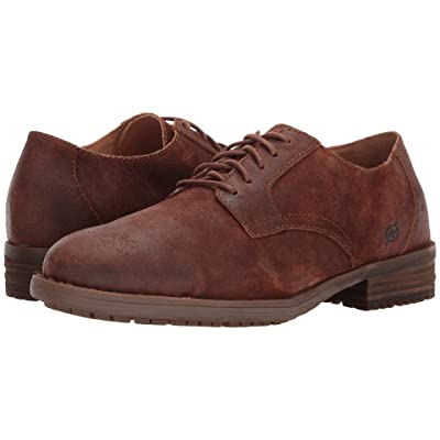 Born Decker (Rust Distressed) Men