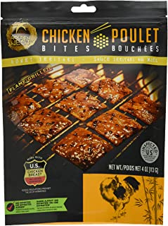 Golden Nest Chicken Jerky Bites - Honey Teriyaki, 113 Grams