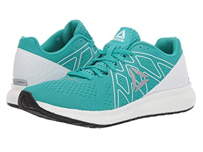 Reebok Forever Floatride Energy (Solid Teal/White/Black/Silver) Women