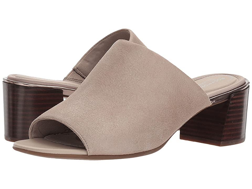 Rockport Total Motion Alaina Mule (Dove) Women