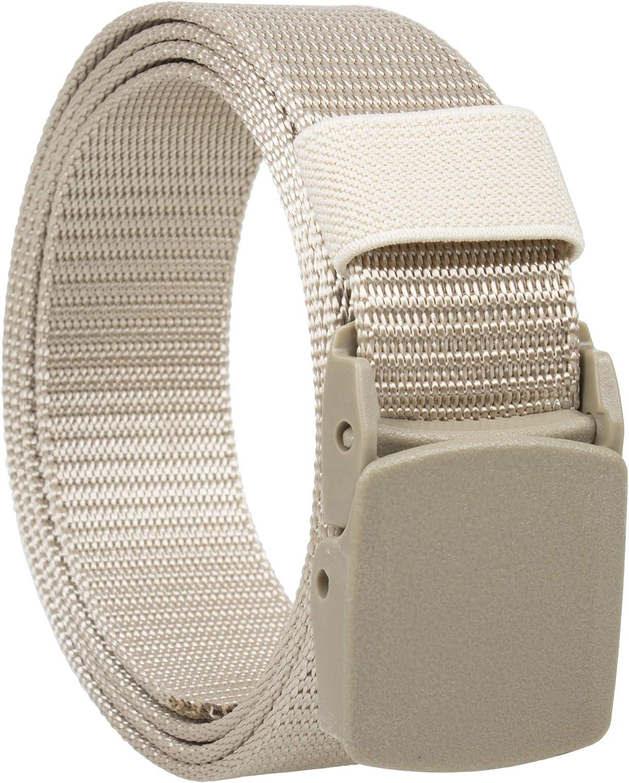 Gelante Military Tactical belt with Nickel Free Plastic Buckle