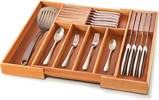 Best expandable knife tray Reviews