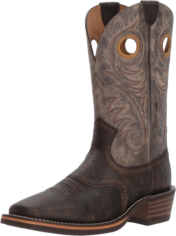 ARIAT ARIAT ARIAT Män's Heritage Roughstock Western Cowboy Boot  letar efter försäljningsagent