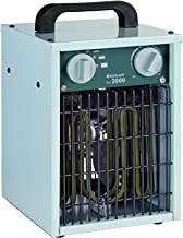 Einhell Elektrische kachel EH 2000 (Axiale ventilator tot 2000 Watt, traploos instelbare thermostaatregelaar, 3 verwarming...