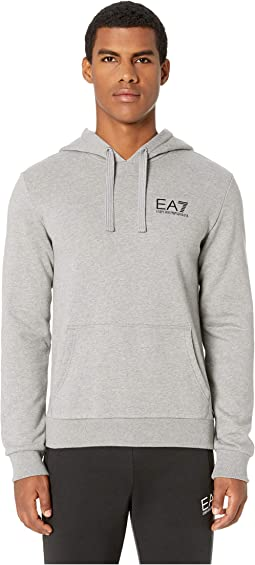EA7 - Training Pullover Fleece Hoodie