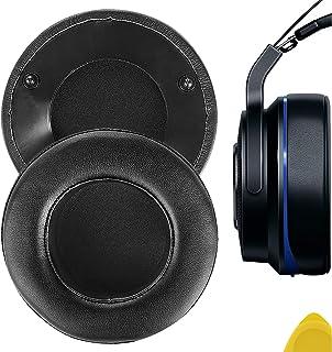 Geekria QuickFit Proteïne Lederen Oorkussens voor Razer Thresher Ultimate Dolby 7.1 Surround Sound Gaming Headset Vervangi...