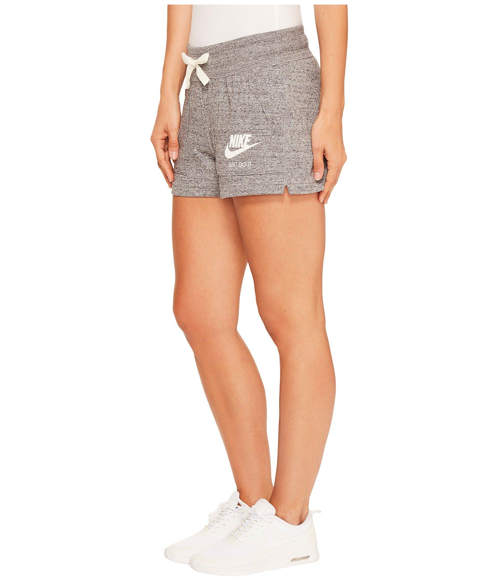 Vintage Carbon Sportswear Gym Heather sail Nike Short TgBqEpEC
