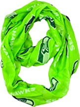 Little Earth NFL Sheer Infinity Scarf