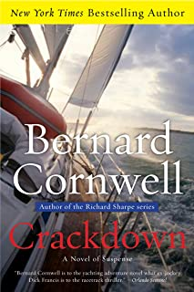 Crackdown: A Novel of Suspense (The Sailing Thrillers Book 4)
