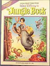 Vocal Selections From Walt Disney's The Jungle Book, Vocal, Piano, Guitar with Illustrations and Story