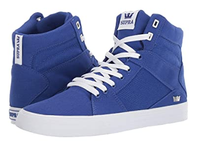 Supra Aluminum (Royal/White) Men