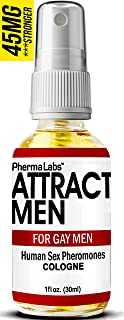 The Secret To ATTRACT GAY MEN ! Human Sex Pheromones Cologne 1oz GUARANTEED! TO WORK!! #045