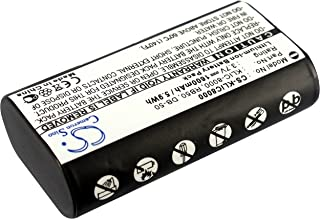 GAXI Battery Replacement for Sealife 1200-lumen Comapatible with Sealife Sea Dragon 2000, Camera Battery
