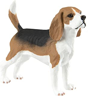 Safari Ltd Best in Show Dogs - Beagle - Realistic Hand Painted Toy Figurine Model - Quality Construction from Safe and BPA Free Materials - For Ages 3 and Up by Safari