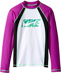 Splash Long Sleeve Hydro Top (Big Kids)