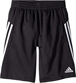4 Kraft 3-Stripe Shorts (Big Kids)