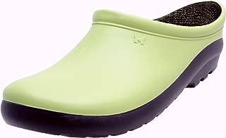 Sloggers Women's Premium Garden Clog, Kiwi Green, Size 8, Style 260KW08