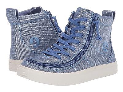 BILLY Footwear Kids Classic Lace High (Toddler/Little Kid/Big Kid) (Beach Blue) Girls Shoes