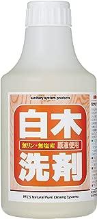 お掃除ソムリエ 白木洗剤 300ml WW-300